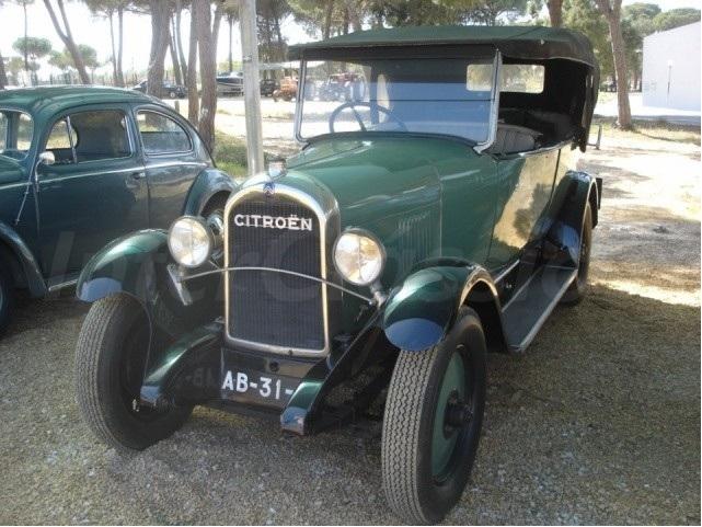 1928年 シトロエン B14