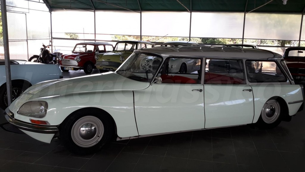 Citroen ID Break de 1968