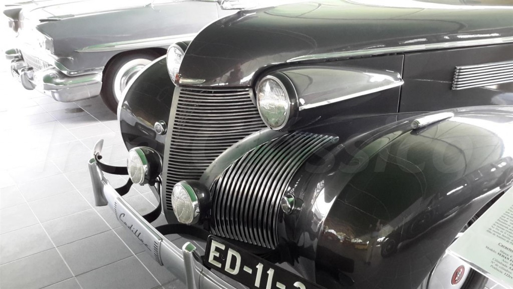 Cadillac Fisher de 1939