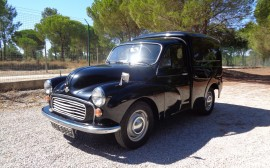 Morris Minor Van Image