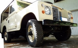 Land-Rover Serie III Regular 88 Image