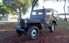 Jeep Willys CJ 2A Image