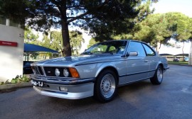 BMW 635 CSi  M-Power Image