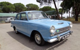 Ford Cortina image