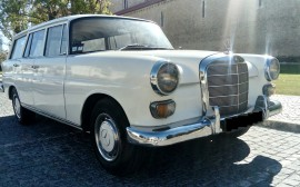 Mercedes Benz FIntail Universal 200d image