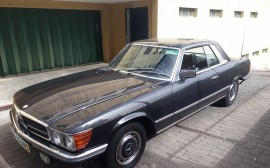 Mercedes Benz 280 SLC Image