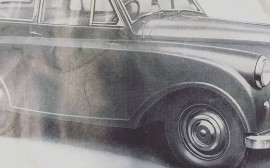Triumph Mayflower Saloon image