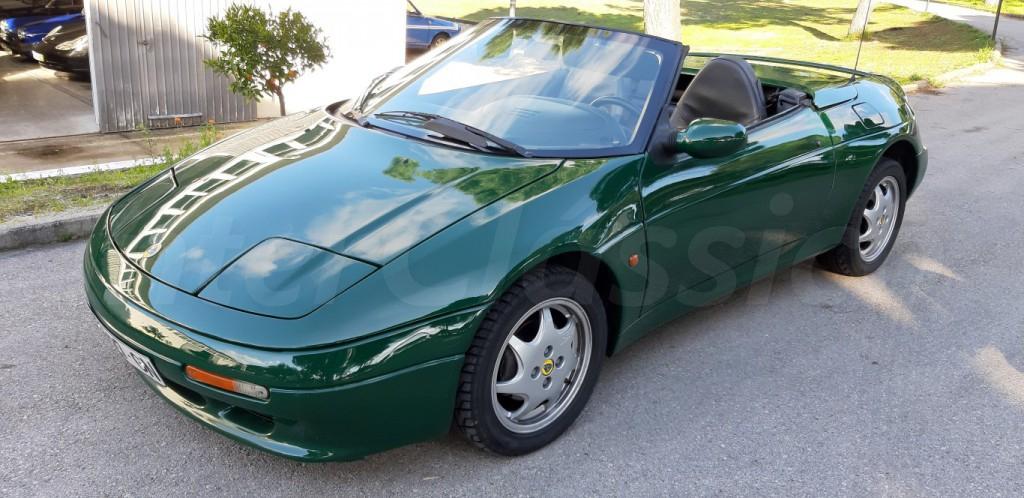 1991年 ロータス エラン SE ターボ