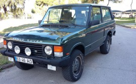 Land-Rover Range Rover 2.5 TD Image