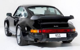 Porsche 911 turbo image