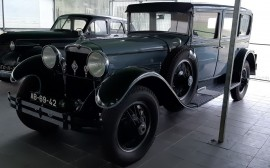 Stutz Vertical Eight Limousine Image