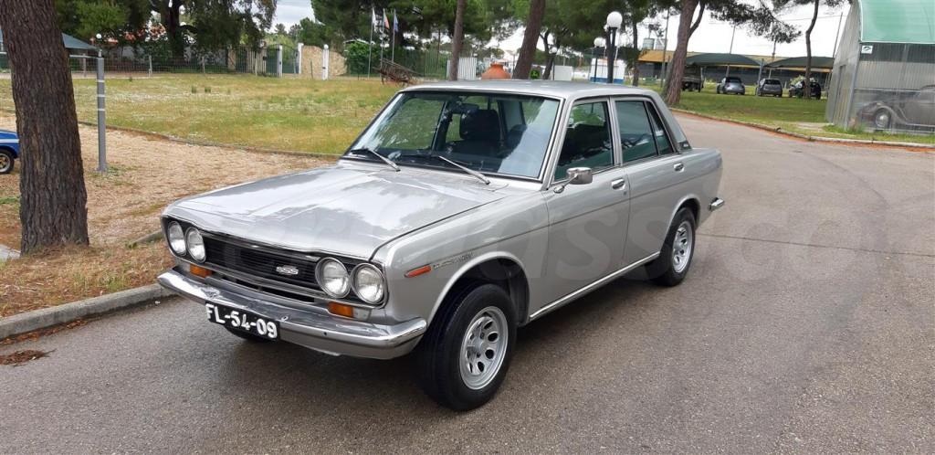 1969年 ダットサン 1600 SSS