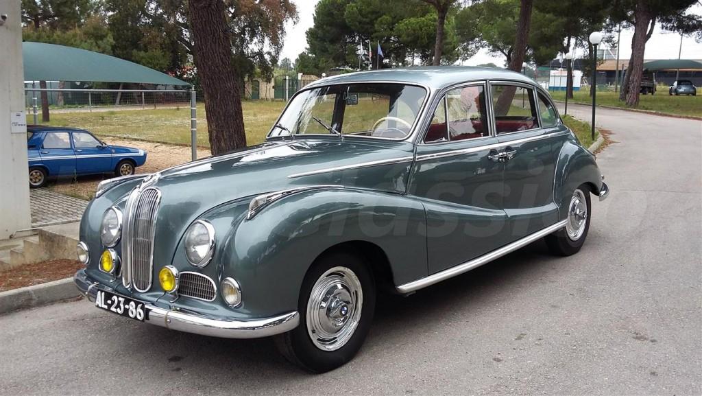 1956年 BMW 502 V8 3200