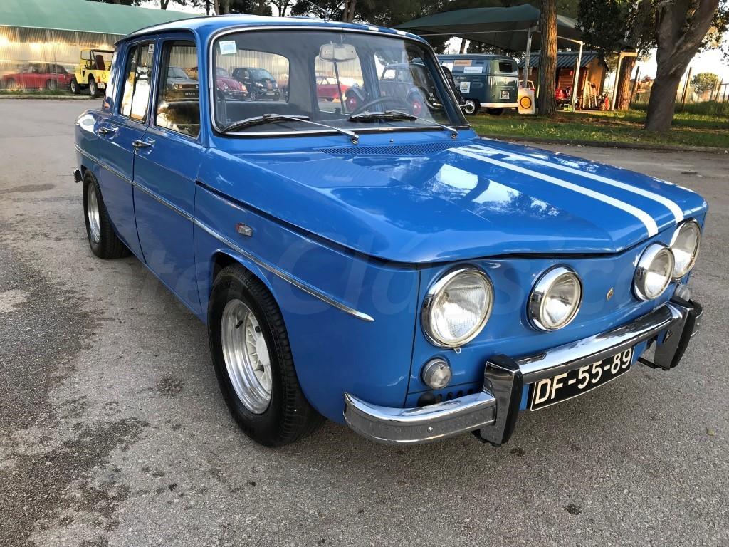 1968 ルノー 8 ゴルディーニ