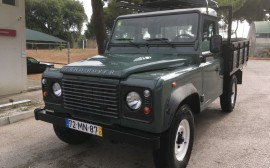 Land-Rover 110 pick Up Image